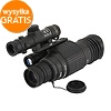 Dipol D125 1+ monocular with MK123 scope mount and 100mW IR laser