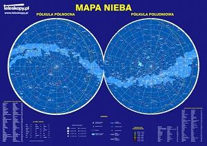 Mapa Ca�ego Nieba