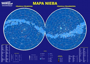 Mapa Całego Nieba