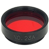 "Planetary filter 1,25"" #23A light red"