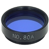 "Planetary filter 1,25"" #80A blue"