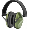 Protective shooting headphones RealHunter passive, olive / green