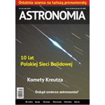 Astronomia (magazine in Polish) FEBRUARY 2014 No. 1/14 (20)