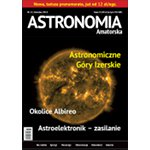 Astronomia Amatorska Magazine (in Polish) MAY 2013 No. 6/13 (12)