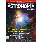 Astronomia Amatorska Magazine (in Polish) DECEMBER 2012 No. 6/12