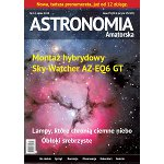 Astronomia Amatorska Magazine (in Polish) JULY 2013 No. 7/13 (13)