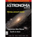 Astronomia Amatorska Magazine (in Polish) OCTOBER 2013 No. 11/13 (17)
