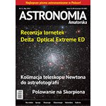 Astronomia Amatorska Magazine (in Polish) MAY 2013 No. 5/13 (11)