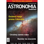 Astronomia Amatorska Magazine (in Polish) APRIL 2013 No. 4/13 (10)