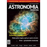 Astronomia Amatorska Magazine (in Polish) JANUARY 2013 No. 1/13