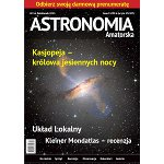 Astronomia Amatorska Magazine (in Polish) OCTOBER 2013 No. 10/13 (16)