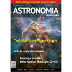 Astronomia Amatorska Magazine (in Polish) AUGUST 2013 No. 8/13 (14)