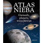 Night Sky Atlas - stars, planets - Arkady (in Polish)