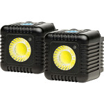 Lume Cube 2 Pack, black housing
