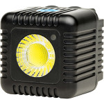 Single Lume Cube, black housing