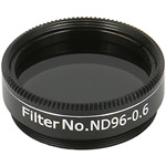 "Moon filter ND 0,6 1,25"" light grey"