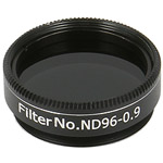 "Moon filter ND 0,9 1,25"" dark grey"