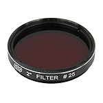 "GSO planetary filter 2"" #25 red"