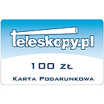 Gift card - 100 PLN (Polish zloty)