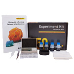 Microscope experiment set (Levenhuk K-50)