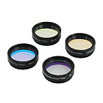 "Meade IMAGING COLOR FILTER LRGB SET (1.25"")"
