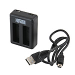 NEWELL dual charger for AHDBT-401 Li-ion batterief for GOPRO HERO4