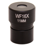 16x (23 mm) eyepiece for microscopes