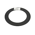 Solar filter mount for 114mm Newtonian