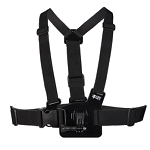 Chest Mount Harness for GoPro (Powerbee)