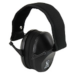 Protective shooting headphones RealHunter passive, black