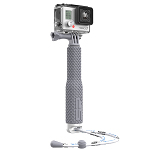 SP POV Pole 19 for GoPro, color: silver
