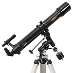 Spinor Optics R-90/900 EQ-3 telescope