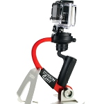Steadicam Curve red for GoPRO HERO4 / 3+ / 3