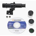 Celestron N-76 FirstScope IYA accessories set