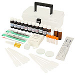 Set of fundamental dyes and preparation tools (TPL)