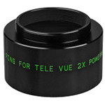 T2 adapter for Tele Vue Powermate 2x
