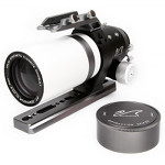 "William Optics Zenithstar ZS 61 II APO (dublet APO FPL53 61 mm f/5,9, 2"" R&P, Space Gray; SKU: A-Z61II)"