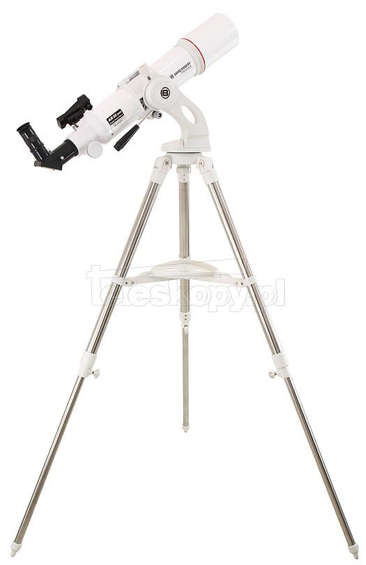 Foto en camera Telescopen Bresser Teleskop AC 80/640 Messier AZ ...