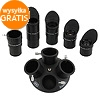 Baader Q-Turret set (4 eyepieces, Barlow, Q-Turret)