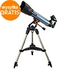 Celestron Inspire 100 mm refracting telescope