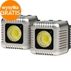 Lume Cube 2 Pack, silver housing