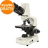 DO Genetic PRO Bino 40-1000x microscope with 1.3Mpix USB camera
