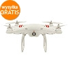 DJI Phantom quadrocopter with GoPro mount