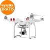 DJI Phantom 3 Standard (camera 2,7K, 3-axis gimbal)