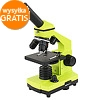 Levenhuk 2L Plus 64x-640x microscope LIME