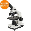 Levenhuk 2L Plus 64x-640x microscope MOONSTONE