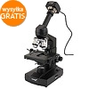 Levenhuk D320L biological microscope with 3,1 Mpix camera