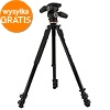 Manfrotto 290 Xtra tripod with 3D head