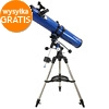Teleskop Meade Polaris 114 mm EQ (Newton)