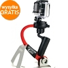 Steadicam Curve czerwony do GOPRO HERO4 / 3+ / 3
